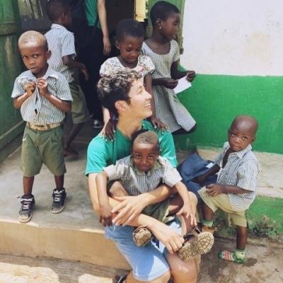 ガーナで人権 H.T.